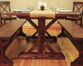Farmhouse Dining Table or Set