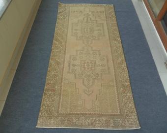 Vintage Turkish Rug, Turkish Rug, Vintage Rug, Tribal Rug, Nomadic Rug, Turkish Carpet, Home Decor Rug