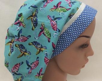 Surgical Scrub Cap, Chemo Cap, Nurse Hat, Scrub Hat