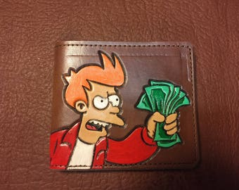 Shut Up and Take My Money Wallet