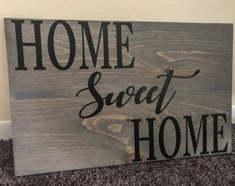 Create Your Own Wooden Sign -- Customize Your Own Wooden Sign