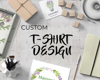 T-Shirt Design Service
