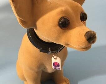 1998 Vintage Taco Bell Bobbin Chihuahua