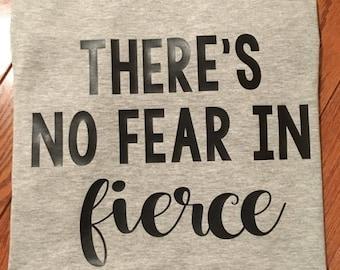 No Fear in FIERCE