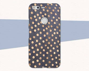 Abstract Dots Pixel 2 Case, Google Pixel XL Case, Spotted Pixel Phone Case, Google Pixel Case, Google Pixel Cover, Pixel XL 2 Phone Case