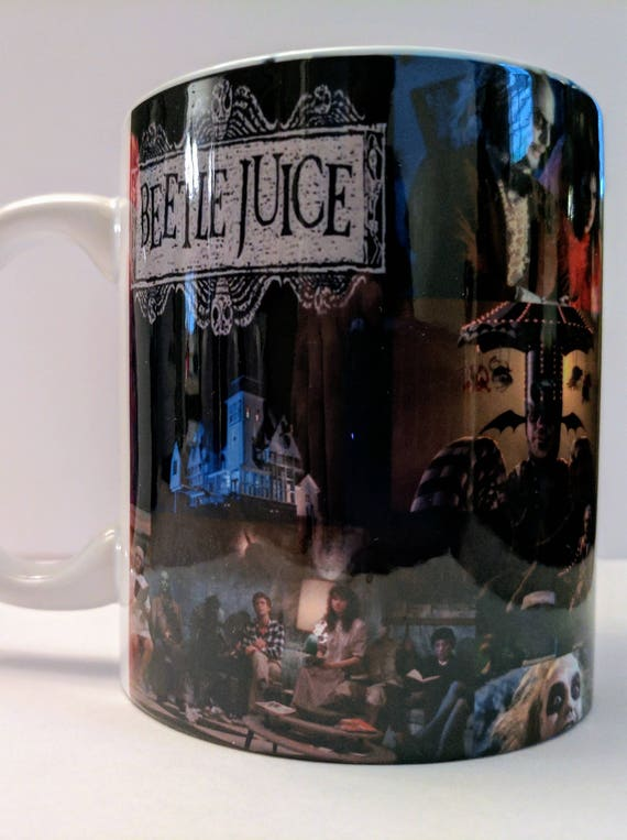 Beetlejuice Mug
