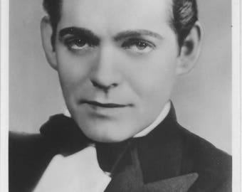 Clark Gable Vintage Postcard c1920