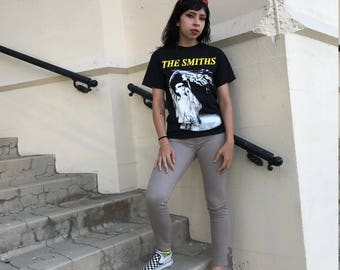 The smiths morrissey shirt