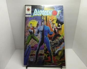 Bloodshot #5, 1993, Mint Condition, Original Packaging, Vintage, Valiant Comics, Collectors Item