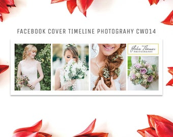 Facebook Timeline Cover Template Photography CW014