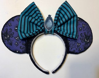 Ready to Ship - Haunted Mansion : Welcome to the Haunted Mansion ears