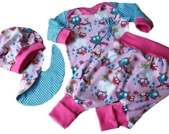 Babyset 4 parts from Wünschstoff