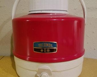 Retro Thermos 2 Gallon Jug