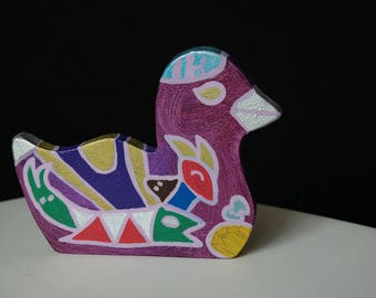 Animal prototype series duck 3