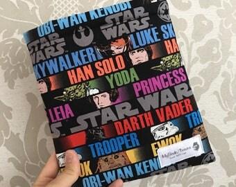 Star Wars Character Bookzleeve - book sleeve