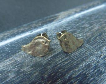 Bird Earrings: spring is here!