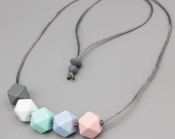 """Necklace / silent chain """"knox"""" Silicone Jewelry"""