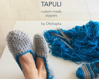 TAPULI slippers - socks
