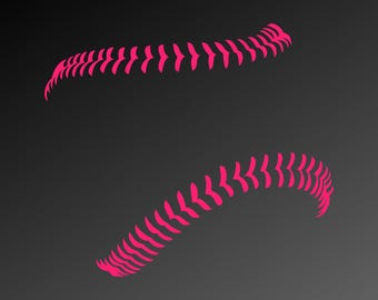Baseball stitches SVG, Baseball SVG files, Baseball laces SVG, Vector files for Cutting, Printing, Web Design projects and much more:)