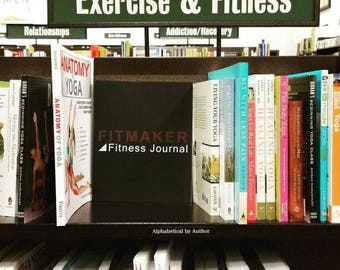 Fitness Journal | Fitness Planner