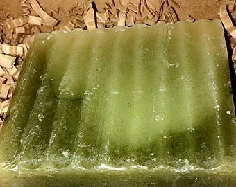 Dirty Hippie Soap - All Natural Soap, Handmade Soap, Vegan Soap, Patchouli Soap, Made in Alabama