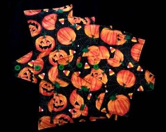 Pumpkin & Candy Cloth Pads