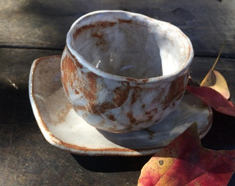 Small teacups,unique,handmade,ceramic,pottery,gift, housewarming ,kitchen,dining