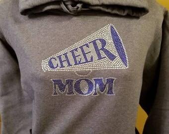 Cheer MOM Hoodies/Sweatshirt/Longsleeve Teex