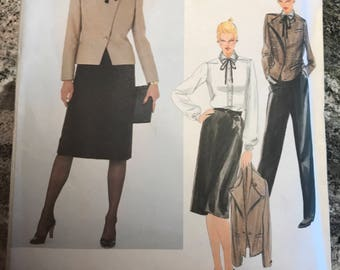 Vogue American Designer Pattern - Bill Blass - 2764 - size 10