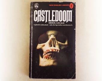 Errol Lecale - Castledoom - NEL horror occult vintage paperback book - 1974