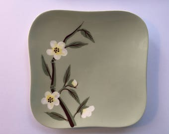 "Weil Ware Blossom 4 - 6"" Plates"