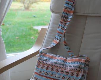 Baby bag paired with Mom's backpack | Messenger Bag | Girl's Handbag | Girl's Gift Idea | Birthday Gift Idea