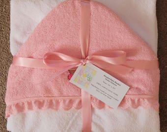 Hooded Baby Blanket ~ 20G-897
