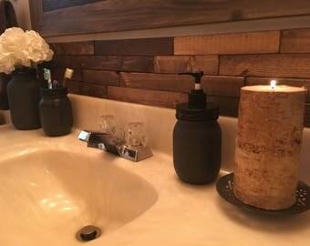 Wood Wall / Backsplash Tiles  / Planks