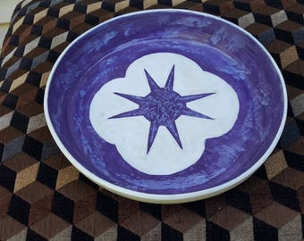 A beautiful Platter for your home.