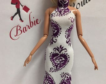 Barbie Model Muse Fashion Royalty Doll Clothes - B1004
