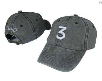 """Number """"3"""" Hat"""