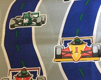 Race Track Standard Pillow Case (1)
