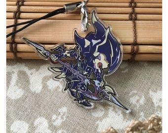 "Old Version - 1.5"" FFXIV FF14 Final Fantasy XIV 1.5"" Charms"