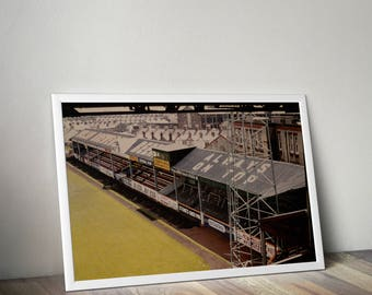 Swansea - Vetch Field (North Bank) - Poster Print
