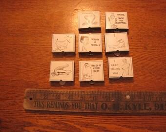 Antique Match Box set