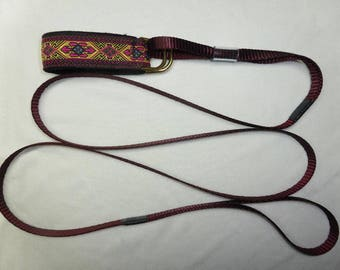 Martingale Collar with Leash