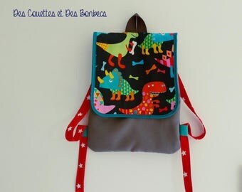 School bag for children customizable