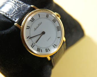 Vintage Mortima Watch mechanical watch