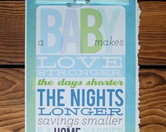 Baby Shower Card,Baby Girl Card,Baby Boy Card,Baby Shower Gift Card,Baby Boy Gift,Baby Girl Gift,Cards Baby,Newborn Baby Card,New Baby Card