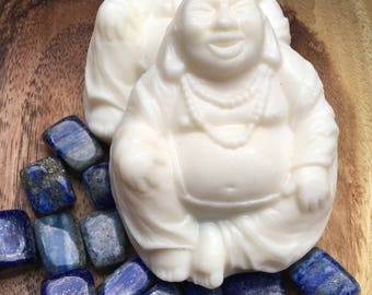 The Enlightened One Soap with Lapis Lazuli Stone