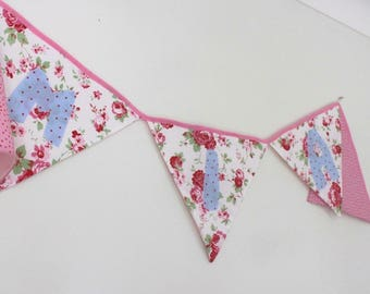 Bespoke build your own bunting!