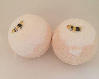Land of Milk and Honey Bath Bomb