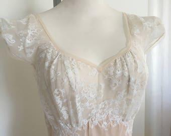 Gorgeous Vintage Nightgown
