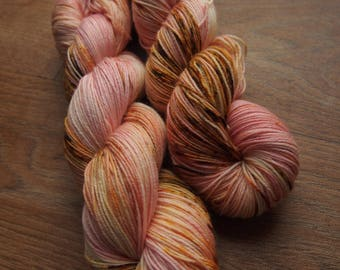 Countess Superwash Merino - hand dyed yarn